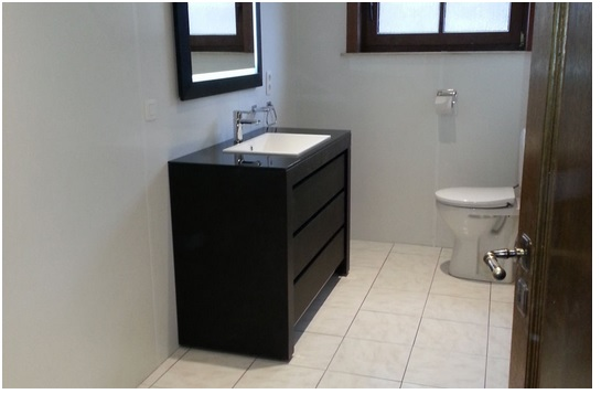 Badkamer renoveren - Offerte badkamerrenovatie aannemer Mechelen
