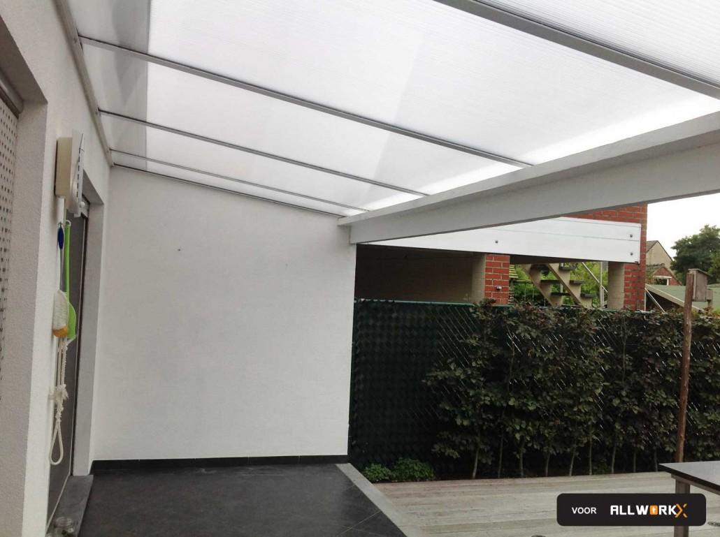 Veranda renoveren prijs offerte verandarenovatie for Prijs veranda